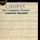 Album artwork for Chopin: The Complete Etudes - Ohlsson