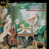 Album artwork for Mozart: Wind Quintets & Quartets