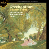 Album artwork for Gretchaninov: Piano Trios, Cello Sonata