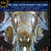Album artwork for My Soul Doth Magnify the Lord