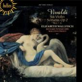 Album artwork for Vivaldi: 6 Violin Sonatas Op.2. / Wallfisch