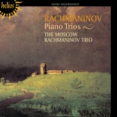 Album artwork for Rachmaninov: Piano Trios / Moscow Rachmaninov Trio