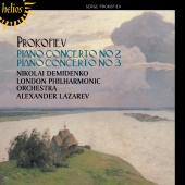 Album artwork for PROKOFIEV. Piano Concertos Nos.2 & 3. Demidenko/LP