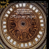 Album artwork for St. Paul's Cathedral Choir: Hear my prayer