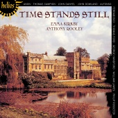 Album artwork for Emma Kirkby: Time Stands Still