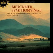 Album artwork for BRUCKNER. Symphony No.3. BBC Scottish Symphony/Van
