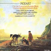 Album artwork for Mozart: Clarinet Concerto & Quintet