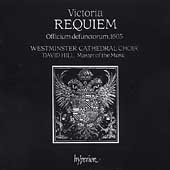 Album artwork for Victoria: REQUIEM MASS / Westminster Cathedral