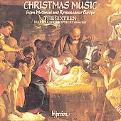 Album artwork for Christmas Music from Medieval and Renaissance Euro