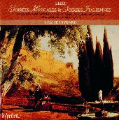 Album artwork for Liszt: Soirees Musicales & Soirees Italiennes (How