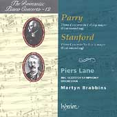 Album artwork for Romantic Piano Concerto Vol. 12: Parry/Stanford