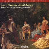 Album artwork for SAINT-SAENS - SONGS