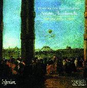 Album artwork for SONATE ACCADEMICHE, OP.2