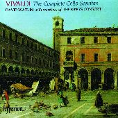 Album artwork for 2CD-VIVALDI:CELLO SONATA-COMPLETE CELLO SONATAS
