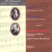 Album artwork for Romantic Piano Concerto Vol. 15: Hahn/Massenet