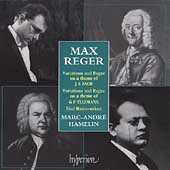 Album artwork for REGER - PIANO MUSIC