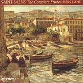 Album artwork for SAINT-SAENS - COMPLETE ETUDES