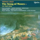Album artwork for LINLEY - THE SONG OF MOSES