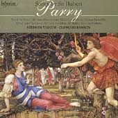 Album artwork for Songs by Sir Hubert Parry
