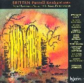 Album artwork for BRITTEN: PURCELL REALIZATIONS