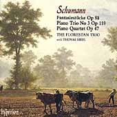 Album artwork for SCHUMANN - CHAMBER MUSIC