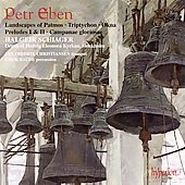 Album artwork for EBEN: ORGAN MUSIC, VOLUME 5