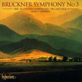 Album artwork for BRUCKNER: SYMPHONY NO. 3 / Vanska