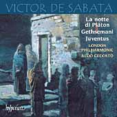 Album artwork for SABATA: LA NOTTE DI PLATON