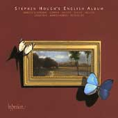 Album artwork for STEPHEN HOUGH'S ENGLISH PIANO ALBUM