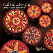 Album artwork for Marc-Andre Hamelin: Kaleidoscope