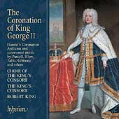 Album artwork for The Coronation of King George II (Robert King)
