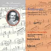 Album artwork for Stojowski: The Romantic Piano Concerto, Vol. 28