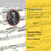 Album artwork for Lyapunov: The Romantic Piano Concerto Vol. 30