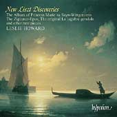 Album artwork for NEW LISZT DISCOVERIES