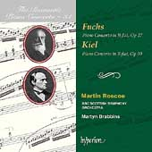 Album artwork for Romantic Piano Concerto Vol. 31: Fuchs/Kiel