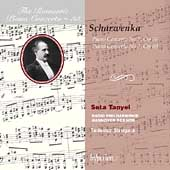 Album artwork for Romantic Piano Concerto 33: Scharwenka/ Tanyel