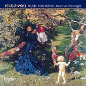 Album artwork for Stojowski: Music for Piano / Jonathan Plowright