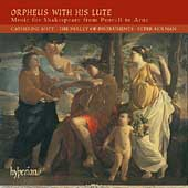 Album artwork for ORPHEUS WITH HIS LUTE