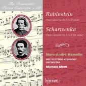 Album artwork for Romantic Piano Concerto 38: Rubinstein Scharwenka