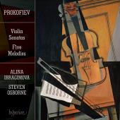 Album artwork for Prokofiev: Violin Sonatas, Five Melodies / Ibragim