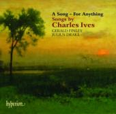 Album artwork for Song for Anything - Songs by Ives / Finley, Drake