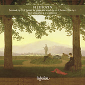 Album artwork for BEETHOVEN - SERENADE OP. 25 / QUINTET FOR PIANO AN