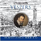 Album artwork for MONTEVERDI. 1610 Vespers. King's Consort