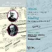 Album artwork for Romantic Piano Concerto Vol 42 - Sinding, Alnaes