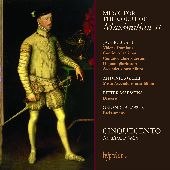 Album artwork for MUSIC FOR THE COURT OF MAXIMILIAN II