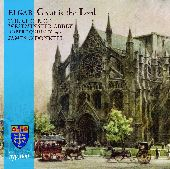 Album artwork for Elgar: Great is the Lord (Westminster Abbey Choir)