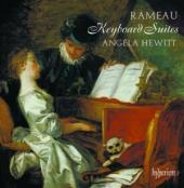 Album artwork for Rameau: Keyboard Suites / Hewitt