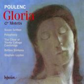 Album artwork for Poulenc: Gloria & Motets (Polyphony)