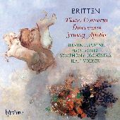 Album artwork for Britten: Complete Works for Piano and Orchestra