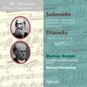 Album artwork for Romantic Piano Concerto V. 47: Jadassohn/Draeseke